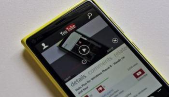 Microsoft e Google fazem as pazes e trabalham juntos em app oficial do YouTube para o Windows Phone 8
