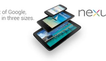 Mesmo tendo HTC One e S4 com Android puro, Google continuará com a linha Nexus