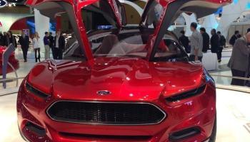Salão do Automóvel de Buenos Aires: Novidades da Ford e carros conceituais