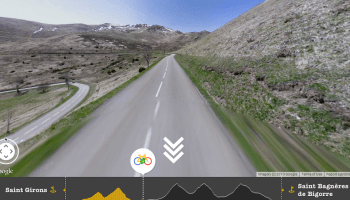 Participe do Tour de France com o Google Street View