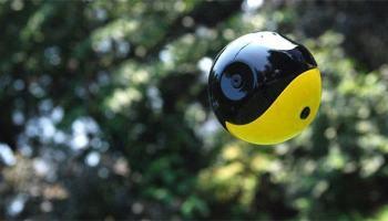 Squito - uma câmera esférica