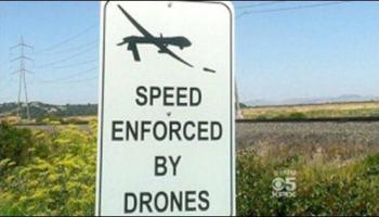 Não priemos cânico, polícia da Califórnia não vai caçar infratores com drones armados. Ainda.