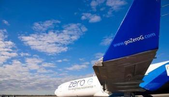 Zero G terá voos comerciais simulando gravidade zero