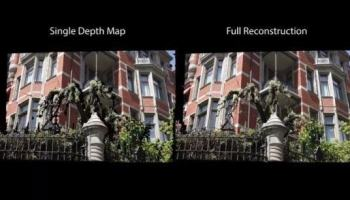 Projeto da Disney Research transforma fotos em ambientes 3D