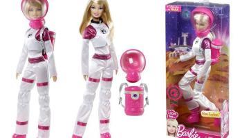 Mattel, com ajuda da NASA, lança Barbie Exploradora de Marte