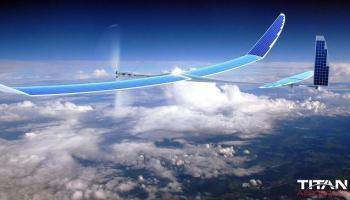 Solara, drone da Titan Aerospace alimentado por energia solar, deve ficar no ar por 5 anos