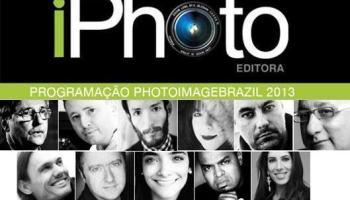 Photo Image Brasil 2013 - palestras gratuitas da iPhoto Editora