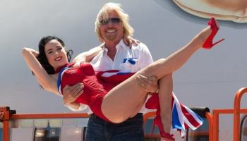 Aleluia: Richard Branson vai mandar ex-BBBs pro espaço (ou algo assim)
