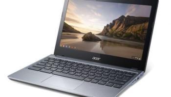 Acer anuncia Chromebook C720, ultrabook equipado com processador Haswell