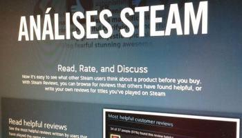 Steam agora conta com sistema de reviews