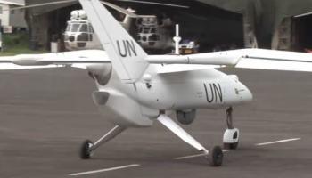 Os mais novos usuários dos terríveis drones assassinos? A ONU
