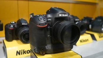 Nikon D4s HD SLR - em breve