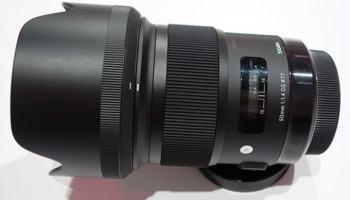 Sigma 50mm f/1.4 Art - melhor que a concorrência?