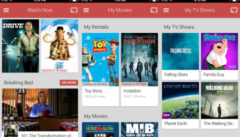 Google Play leva filmes e séries do Android ao iOS