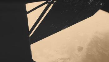 Rosetta está, viva, ESTÁ VIVA!