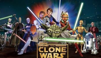 Star Wars: The Clone Wars, que a Força esteja com o Netflix