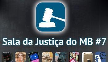 Sala da Justiça do MB #7: Novidades da MWC como Galaxy S5 e Nokia X, RoboCop, WhatsApp, Viber, Google Glass e muito mais.