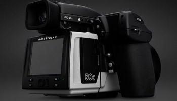 Hasselblad H5D-50c - agora com sensor CMOS