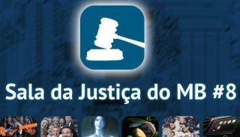 Sala da Justiça do MB #8 — Especial de Carnaval