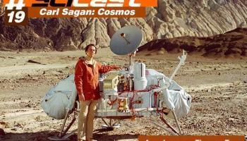 A vida, o universo e tudo mais pelas mãos de Carl Sagan no SciCast especial desta semana