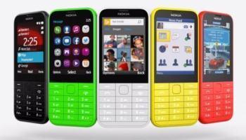 Nokia ainda aposta nos feature phones com o 225