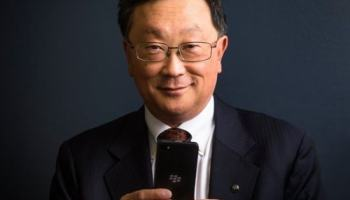 CEO da BlackBerry cogita a possibilidade de abandonar o mercado mobile