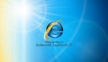 Internet Explorer 8 tem falha de segurança que já dura sete meses