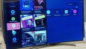 Era óbvio: Samsung vai levar o Tizen para suas Smart TVs