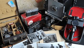 Que tal comprar uma das câmeras de Ansel Adams?