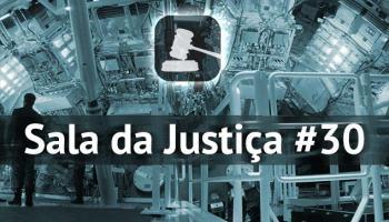 Sala da Justiça #30 será gravado amanhã