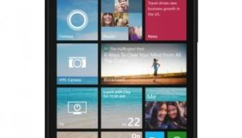 Surgem imagens do HTC One M8 rodando Windows Phone 8.1