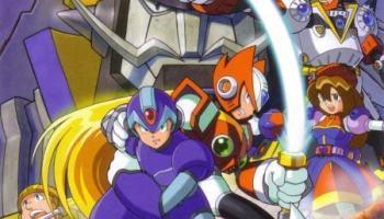 Mega Man X4 e X5 chegarão ao PS3 e PS Vita em setembro