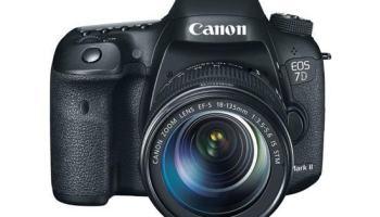 Canon EOS 7D Mark II - finalmente