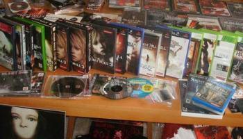 Coleção do Silent Hill entra para o Guiness