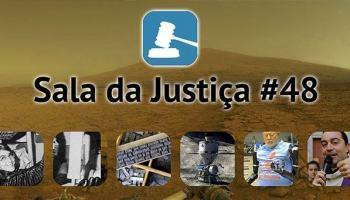 Sala da Justiça #48 — Gás metano em Marte, Margaret Hamilton e muito mais!