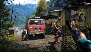 Ubisoft e suas ideias bizarras para um novo Far Cry