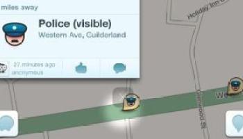 Polícia dos EUA quer que Waze remova alertas de blitz