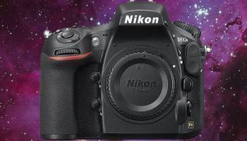 Nikon D810A — primeira full frame feita para astrofotografia