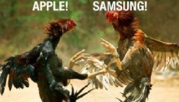 Brigas à parte, Samsung segue como fornecedora da Apple