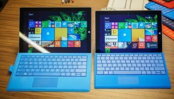 Agora temos um novo Surface 3 menor e mais barato