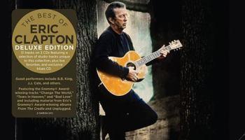 Forever Man — Coletânea Tripla de Eric Clapton