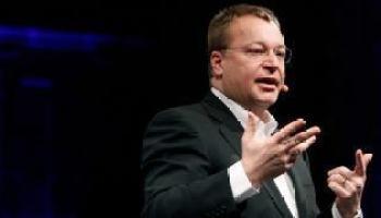Stephen Elop está de partida da Microsoft