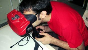 Para Reggie Fils-Aime, realidade virtual não é divertida