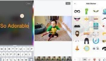 """Facebook testa novo uploader de fotos """"inspirado"""" no Snapchat"""