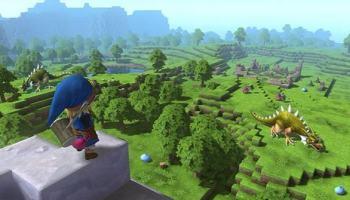 Square anuncia um Dragon Quest com cara de Minecraft