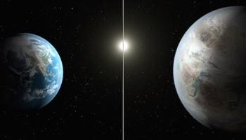 Kepler-452b — o incrível planeta gêmeo da Terra, só que não é bem assim.