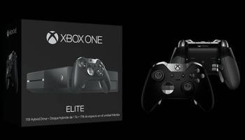 Edição Elite do Xbox One virá com disco SSHD e controle melhorado