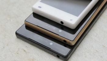 Xperia Z5 ainda esquenta, mas está melhor que o Z3+