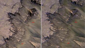 NASA descobre água molhada em Marte — Perguntas e Respostas