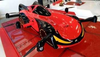 China apresenta carro voador, só que não
